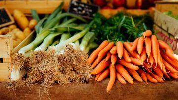 Apps de recetas de comida vegana