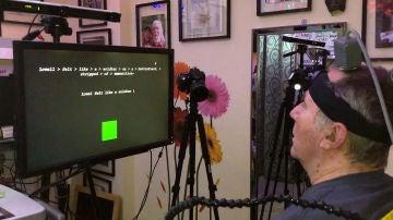 Un hombre con tetraplejia logra escribir con la mente a una velocidad de 90 caracteres por minuto