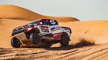 El Dakar 2022 regresa a Arabia Saudí
