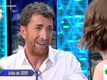 """De """"Harry Pottel"""" a """"Feisbus"""": los mejores lapsus de Pablo Motos con el inglés en El Hormiguero"""
