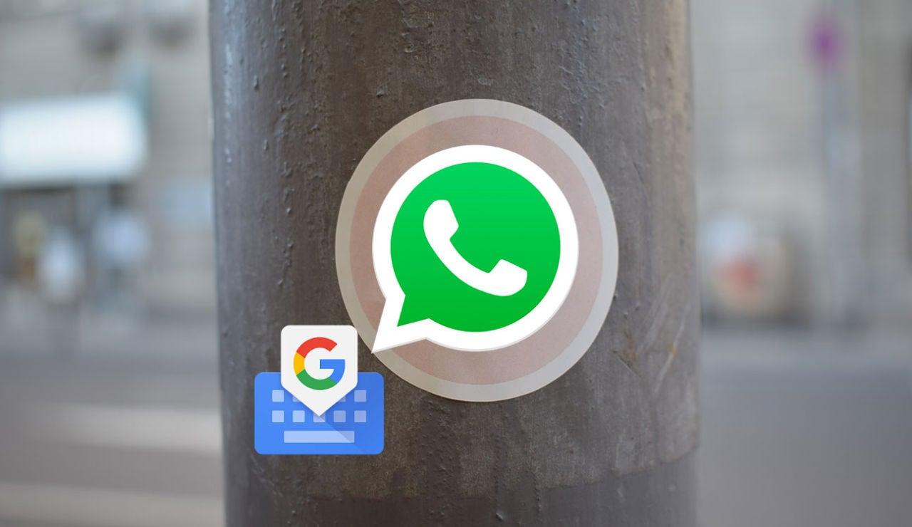 Gboard WhatsApp