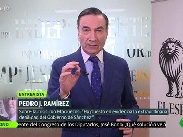 La revelación a Pedro J. Ramírez de un miembro del PSOE sobre las diferencias en el Gobierno de coalición