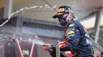 Max Verstappen gana el GP de Mónaco