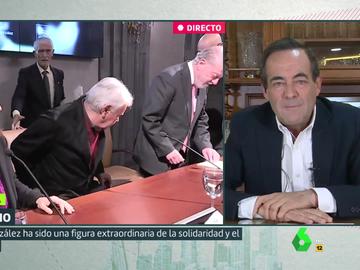 """La férrea defensa de Bono a Felipe González tras las críticas de Oscar Puente: """"Él hizo patria"""""""