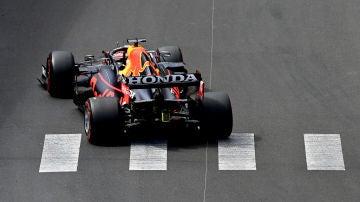 El Red Bull de Max Verstappen