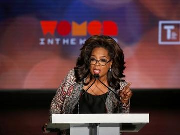 """El traumático relato de Oprah Winfrey: """"Con 9, 10, 11 y 12 años fui violada por mi primo de 19"""""""