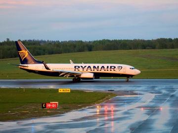 Secuestro avión Bielorrusia