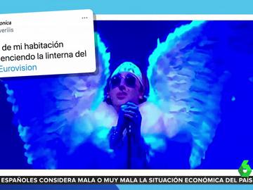 Los mejores memes de las actuaciones de Eurovisión