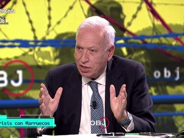 """José Manuel García-Margallo: """"La criminalización de los menores me parece repugnante desde un punto de vista moral"""""""
