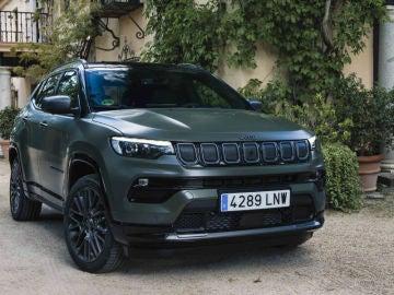 Prueba del Jeep Compass 2021