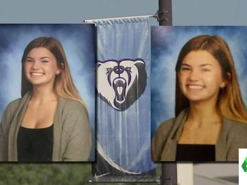 La chapucera censura de un instituto en su anuario: tapan el escote de las alumnas con Photoshop