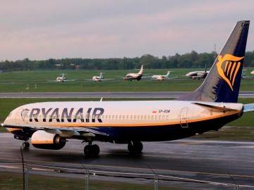 Vuelo Ryanair
