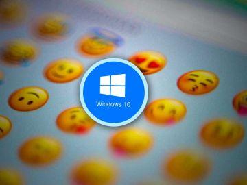 Emojis en Windows 10