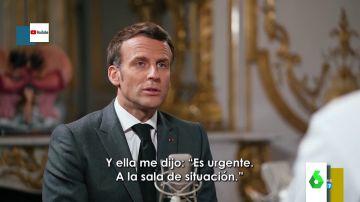 Cuando Donald Trump llamó a Macron para felicitarle por su cumpleaños... y no era su cumpleaños