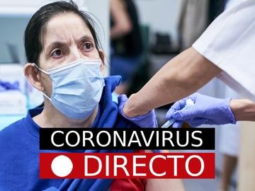 Última hora de Coronavirus, hoy | Nuevas restricciones, medidas y campaña de vacunación por COVID-19 en Madrid y el resto de CCAA