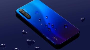 Redmi Note 8 de 2021