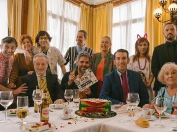 El reparto de 'Camera Café, la película'