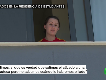 Más de un centenar de estudiantes y trabajadores aislados por un brote de COVID-19 en la residencia Cartuja de Sevilla
