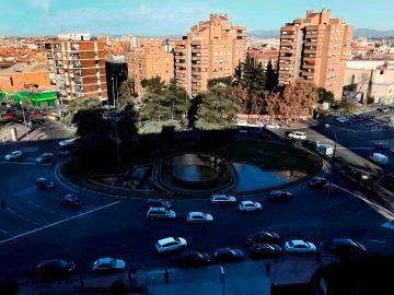 Plaza de Fernández Ladreda, más conocida como Plaza Elíptica