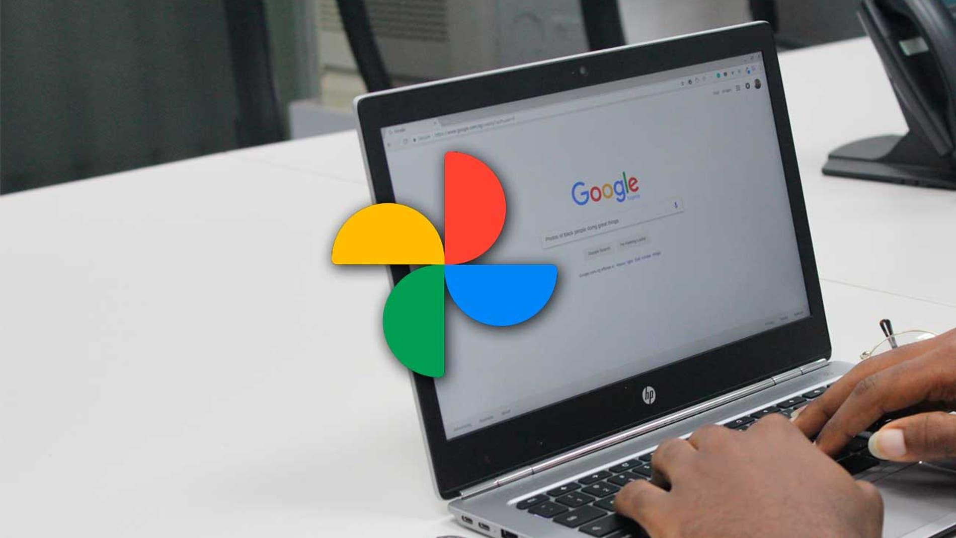 Usa la versión escritorio para guardar más rápido tus imágenes