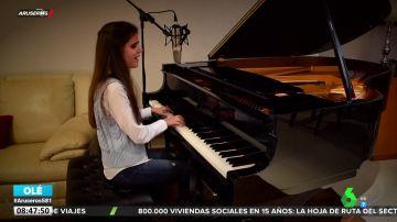 España gana el primer festival de Eurovisión para artistas ciegos