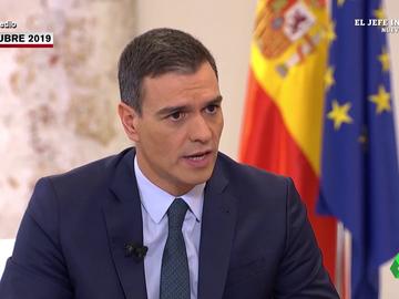 Las veces que Pedro Sánchez no quiso indultos