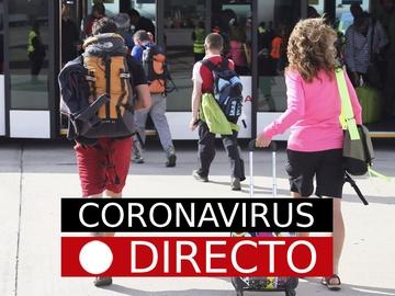 Última hora por la segunda dosis de la vacuna AstraZeneca o Pfizer y vacunación contra el coronavirus en España, hoy