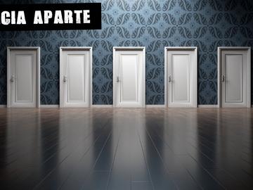Elegir una puerta