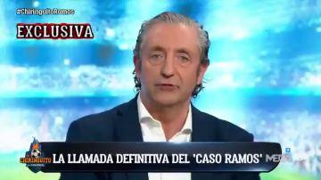 """Exclusiva de Pedrerol: """"Florentino se reunirá con Zidane y llamará a Sergio Ramos la semana que viene"""""""