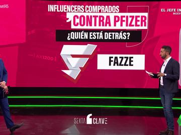 Comprar 'influencers' para que hablen mal de Pfizer