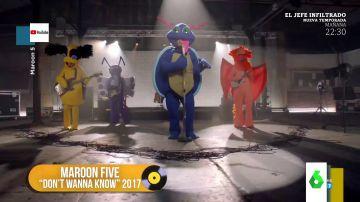 Los disfraces más cutres que han usado los artistas en sus videoclips: desde Coldplay a