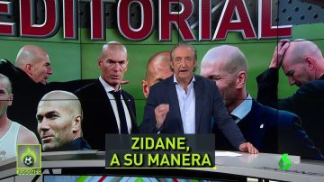 Editorial Jugones Zidane
