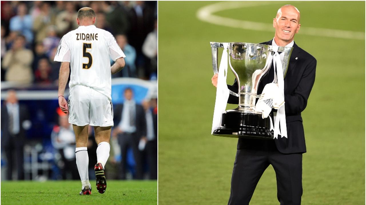 Zidane y el Real Madrid, una historia sin punto final