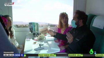 'Sí quiero': el corto que reivindica el Corredor del Mediterráneo a través del humor y del amor