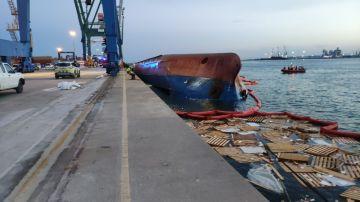 Vuelca un barco con personas a bordo en Castellón: buscan a dos desaparecidos