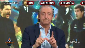 """Pedrerol: """"Conte estaría encantado de fichar por el Real Madrid"""""""