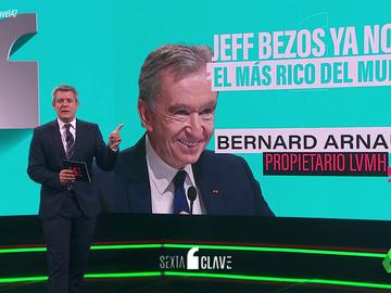 Así es Bernard Arnault, el hombre más rico del mundo tras desbancar a Jeff Bezos