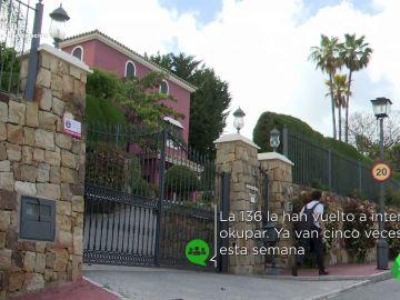 Urbanización de Marbella