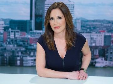 Mamen Mendizábal, periodista y presentadora de Más Vale Tarde