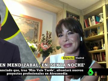 Mamen Mendizábal en laSexta Noche