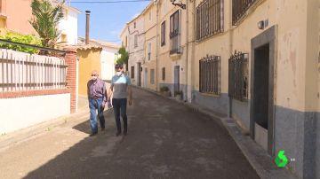 Sayatón, pueblo de Guadalajara