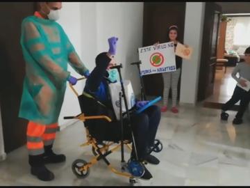 Enfrentarse a la pandemia con esclerosis múltiple: la dura realidad de 50.000 personas en España