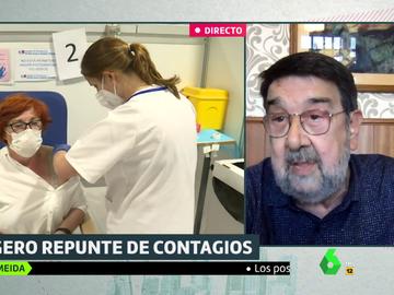 Juan Gestal, sobre el control de la pandemia