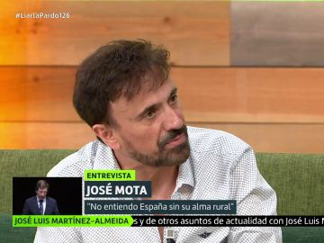 """El emotivo alegato de José Mota sobre su pueblo, Montiel: """"Allí me encuentro otra vez con el niño que fui"""""""