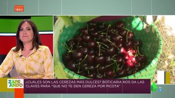"""¿Cuáles son las cerezas más dulces? Boticaria te da las claves para que no te den """"cereza por picota"""""""