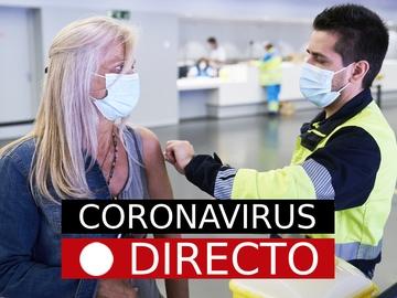 Última hora: segunda dosis de las vacunas de Pfizer o AstraZeneca por coronavirus en España, hoy