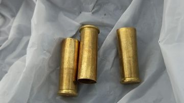 Las balas que ha recibido el concejal de Caudiel