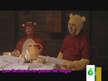 """El viral de los Jonas Brothers recreando las películas infantiles de Disney con un giro """"muy loco"""":"""