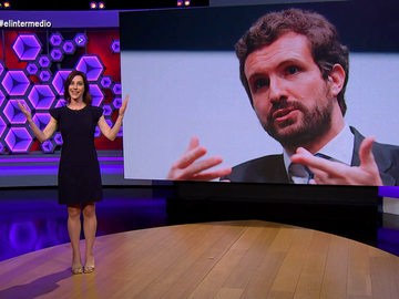 Cristina Gallego desmonta la defensa de Casado a la libertad