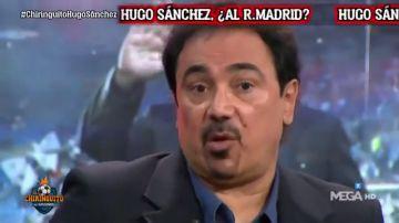 """Hugo Sánchez se ofrece al Real Madrid: """"Florentino, estoy listo"""""""
